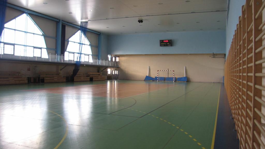Hala-sportowa